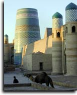 Khiva today